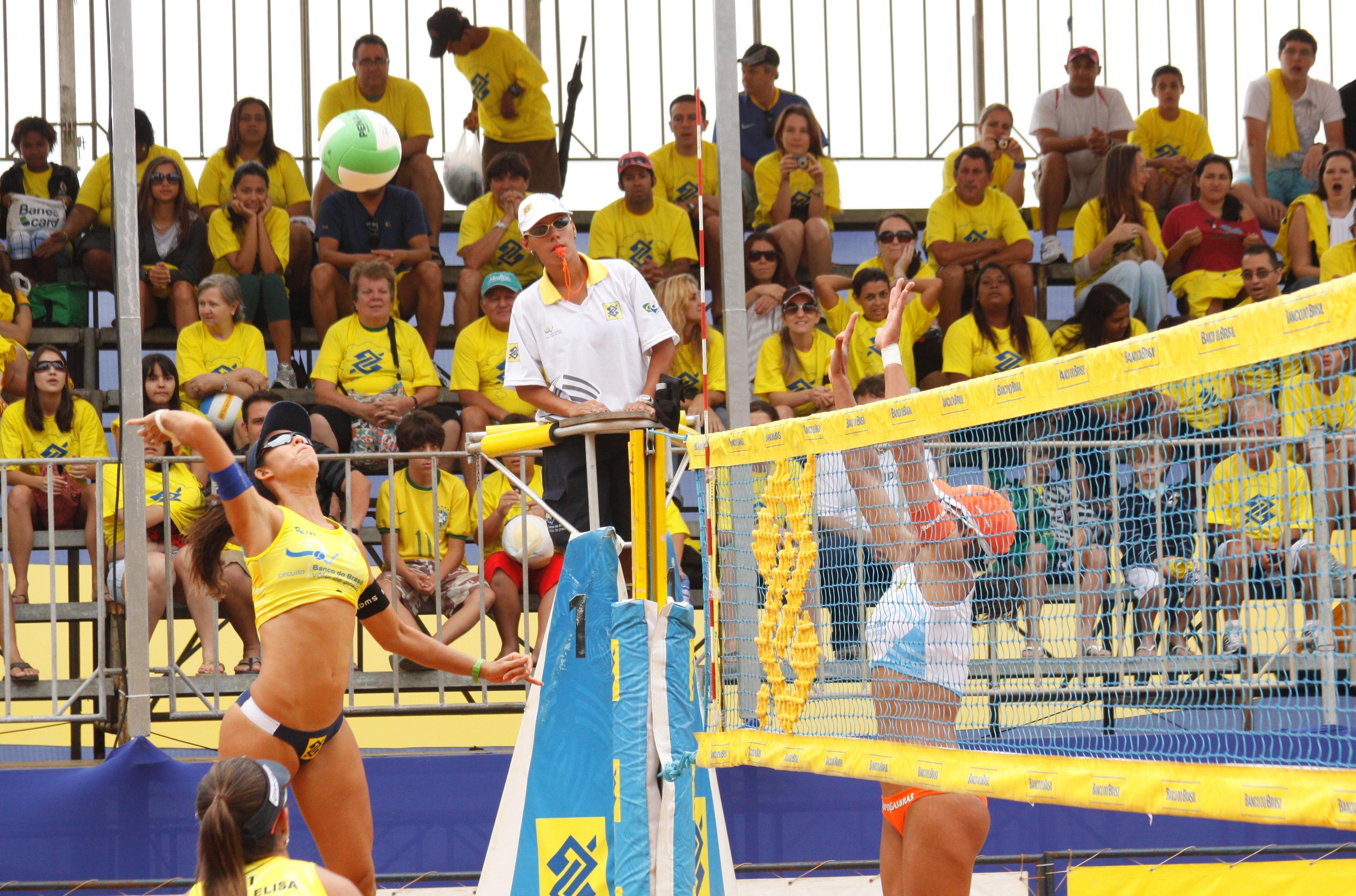 Circuito Banco Do Brasil : Vôlei de praia banco do brasil nos eventos
